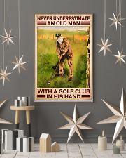 Old man golf club dvhd-cva 11x17 Poster lifestyle-holiday-poster-1