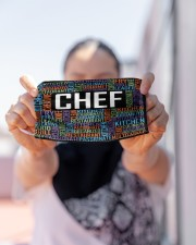 Chef Typo mas Cloth Face Mask - 3 Pack aos-face-mask-lifestyle-07