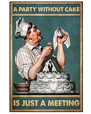 Baker meeting 11x17 Poster front