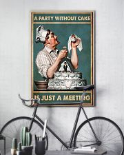 Baker meeting 11x17 Poster lifestyle-poster-7