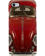 beetle red front pc lqt ngt Phone Case i-phone-8-case