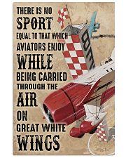 Air race no sport dvhd -NTV 11x17 Poster front