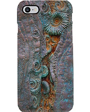 Fossil shell dvhd-ngt Phone Case i-phone-8-case