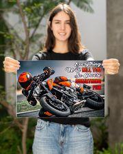 choose fun ktm 17x11 Poster poster-landscape-17x11-lifestyle-19