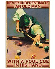 Old man pool dvhd-NTV 11x17 Poster front