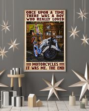 once upon motorcycle 11x17 Poster lifestyle-holiday-poster-1