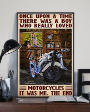 once upon motorcycle 11x17 Poster lifestyle-poster-2