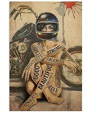 Girl kind enough harl 11x17 Poster front