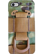 Tactical T-Ring pc mttn ngt Phone Case i-phone-8-case