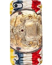 rock boxing championship belt pc phq nna Phone Case i-phone-8-case
