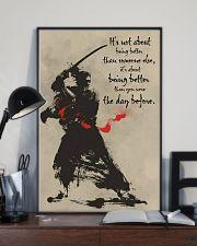 samurai better dvhd 11x17 Poster lifestyle-poster-2