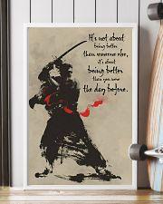 samurai better dvhd 11x17 Poster lifestyle-poster-4