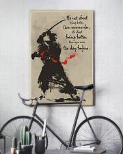 samurai better dvhd 11x17 Poster lifestyle-poster-7