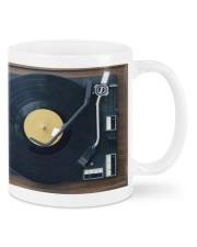 vinyl turntable mug dvhh pml Mug front