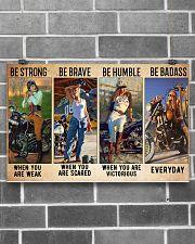biker bestrong dvhd ntv 17x11 Poster poster-landscape-17x11-lifestyle-18