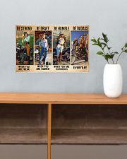 biker bestrong dvhd ntv 17x11 Poster poster-landscape-17x11-lifestyle-24