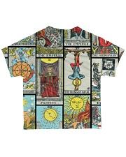 tarot full pr dvhd-pml All-over T-Shirt back