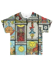 tarot full pr dvhd-pml All-over T-Shirt front