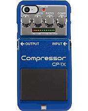 Guitar eff compress dvhd Phone Case i-phone-8-case