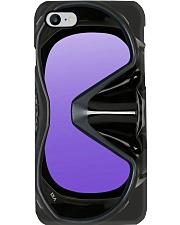 Scuba Diving Mask PC PDN-pml Phone Case i-phone-8-case