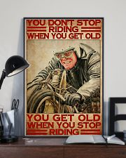 Old riding 2810 dvhd-ntv 11x17 Poster lifestyle-poster-2