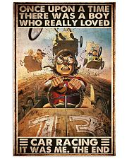 once upon racing dvhd ngt 11x17 Poster front
