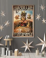 once upon racing dvhd ngt 11x17 Poster lifestyle-holiday-poster-1