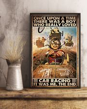 once upon racing dvhd ngt 11x17 Poster lifestyle-poster-3