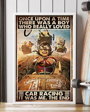 once upon racing dvhd ngt 11x17 Poster lifestyle-poster-4