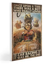 once upon racing dvhd ngt 20x30 Gallery Wrapped Canvas Prints thumbnail