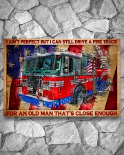 firefighter firetruck old man pt lqt-nth 36x24 Poster aos-poster-landscape-36x24-lifestyle-12
