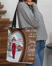 Skiing girl born custom tote lqt-ngt All-over Tote aos-all-over-tote-lifestyle-front-09