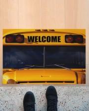 """school-bus-front-mat-dvhd-nna Doormat 34"""" x 23"""" aos-doormat-34-x-23-lifestyle-front-10"""