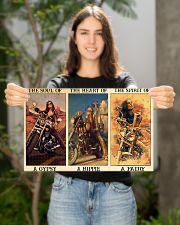 Hippie sailor biker dvhd-ntv 17x11 Poster poster-landscape-17x11-lifestyle-19