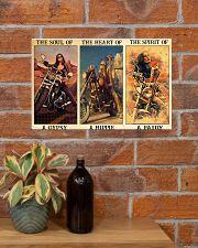 Hippie sailor biker dvhd-ntv 17x11 Poster poster-landscape-17x11-lifestyle-23