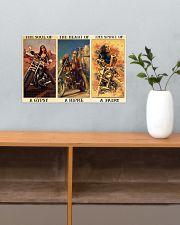 Hippie sailor biker dvhd-ntv 17x11 Poster poster-landscape-17x11-lifestyle-24