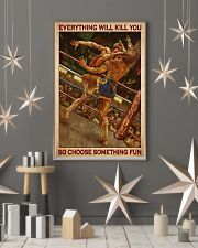 Muay choose fun dvhd 11x17 Poster lifestyle-holiday-poster-1