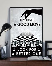 chessbetter move dvhd ntv 24x36 Poster lifestyle-poster-2