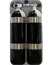 Scuba diving tank black Phone Case i-phone-8-case