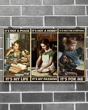 baking passion dvhd ngt 17x11 Poster poster-landscape-17x11-lifestyle-18