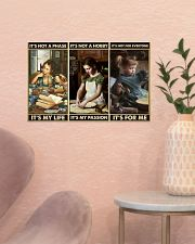 baking passion dvhd ngt 17x11 Poster poster-landscape-17x11-lifestyle-22