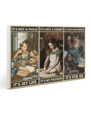 baking passion dvhd ngt Gallery Wrapped Canvas Prints tile