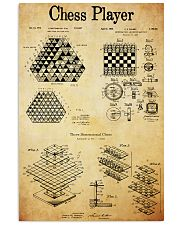 Chess patent pt lqt-NTH 24x36 Poster front