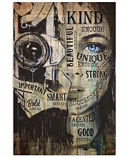 Photography kind dvhd 16x24 Poster front