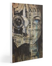 Photography kind dvhd 20x30 Gallery Wrapped Canvas Prints thumbnail