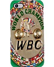 Mik tysn boxing belt phq-dqh Phone Case i-phone-8-case