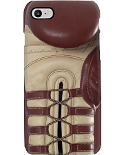 Vintage boxing glove 2 pc dvhh dqh Phone Case i-phone-8-case