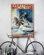 Canoe choose fun dvhd-ntv 11x17 Poster lifestyle-poster-7