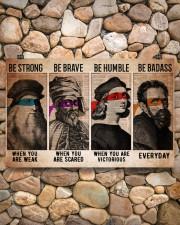 Renaissance master be strong dvhd-ntv 17x11 Poster aos-poster-landscape-17x11-lifestyle-15