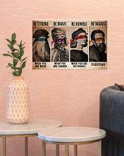 Renaissance master be strong dvhd-ntv 17x11 Poster poster-landscape-17x11-lifestyle-21